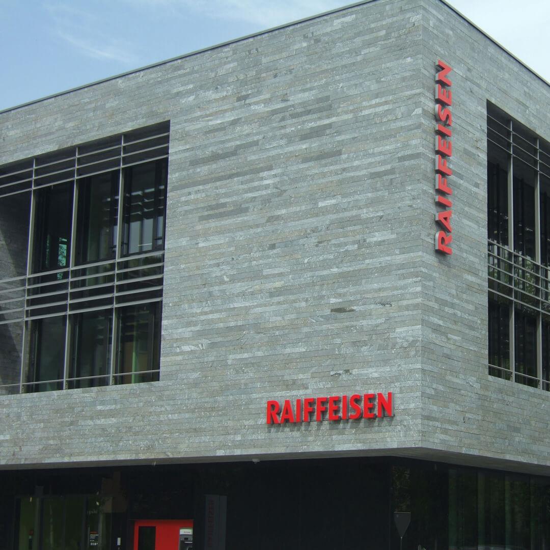 Riemchenfassade
